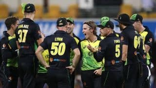 Match Highlights: India vs Australia, 1st T20I
