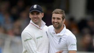 VIDEO: James Anderson, Mark Wood relish Ashes 2015 victory