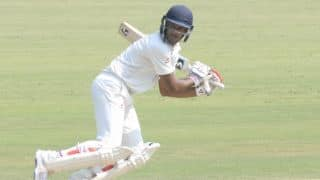 Mayank Agarwal's century guides Karnataka to 85-run win against Baroda