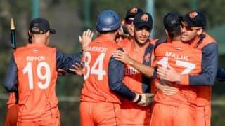 ICC World Cricket Championship: HK suffer 13-run defeat to NED