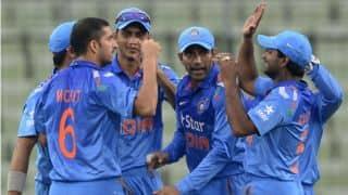 Suresh Raina praises Stuart Binny, Mohit Sharma's performances against Bagladesh