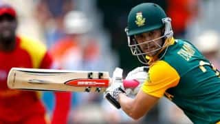 South Africans get quality match practise vs India A in T20 warm up match