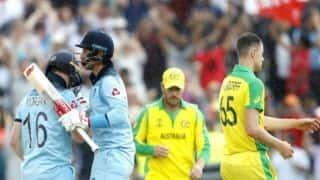 विश्व कप से बाहर होने के खतरे से फाइनल तक इंग्लैंड का सफर शानदार