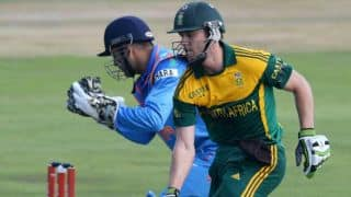 South Africa have 10 per cent chance to win series vs India: Fanie de Villiers