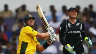 VIDEO: Australia thrash New Zealand by 7 wickets in 2011 World Cup