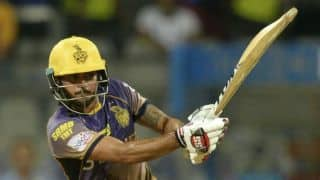 IPL 2017: Manish Pandey, Yusuf Pathan hit fifties as KKR beat DD by 4 wickets in match 18