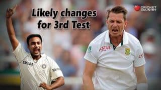India vs South Africa 2015, 3rd Test at Nagpur: Likely changes for both sides in crucial tie