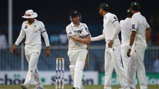 Live Scorecard: Pakistan vs New Zealand, 3rd Test at Sharjah, Day 4
