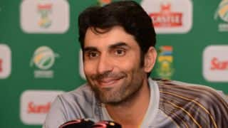Misbah ul Haq looks ahead of the 2nd Test against Sri Lanka