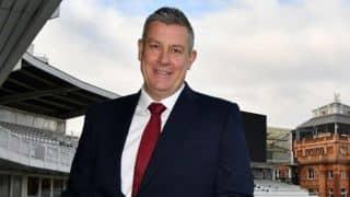 Ashley Giles back to 'pinnacle' England post