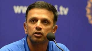 Rahul Dravid will not be able to vote in the 2019 Lok Sabha Elections