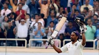 India vs Australia, 3rd Test: Wriddhiman Saha rates his knock of 117 as best Test century