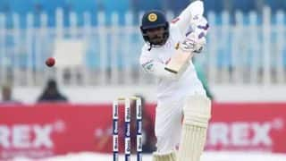 1st Test: Bad Weather Spoils Day 2 of Historic Pakistan-Sri Lanka Test