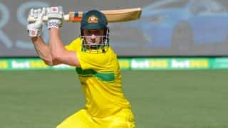 Shaun Marsh set to be back for 2nd ODI