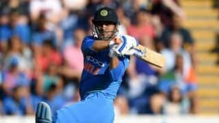 England vs India, 2nd ODI: MS Dhoni becomes 4th Indian to 10,000 runs