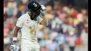 बड़ी पारी खेलने के लिए धैर्य बरतना होगा: केएल राहुल