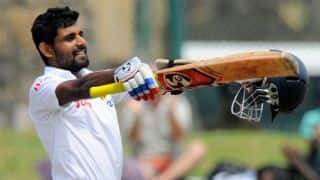 Sri Lanka's Kaushal Silva declared fit to play