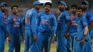 India return to their favourite Wanderers