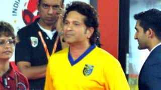Tendulkar's Kerala Blasters advance through to ISL final