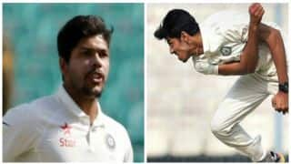 Umesh Yadav: I wish Rajneesh Gurbani plays for India