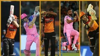 SRH vs RR: The five major talking points