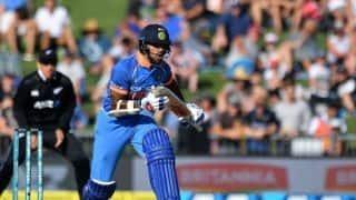 जब नेपियर वनडे में अंपायर शान जार्ज ने किया मैच रोकने का फैसला