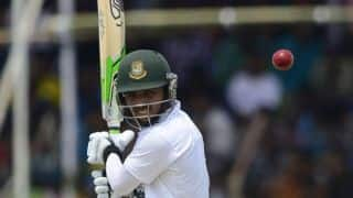BAN vs AUS Tests: Haque replaces injured Mosaddek