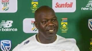 Squad we pick for Australia tour will reflect our intentions: South Africa coach Ottis Gibson