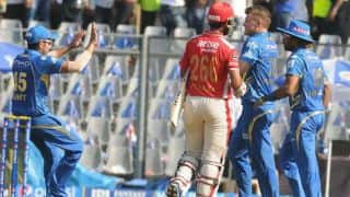 MI look to continue winning momentum against RCB