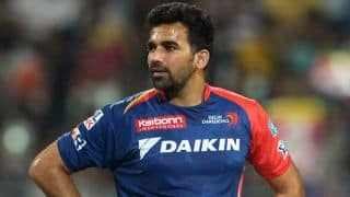 Zaheer Khan open for coaching possibilities with Indian cricket team