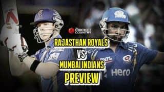 Rajasthan Royals (RR) vs Mumbai Indians (MI) Match 9 IPL 2015, Preview: Confident Rajasthan aim to maintain winning run versus misfiring Mumbai
