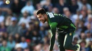 Pakistan recall Mohammad Amir for South Africa ODI series