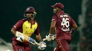 India vs West Indies, 3rd T20I, Chennai: Nicholas Pooran, Darren Bravo power West Indies to 181/3
