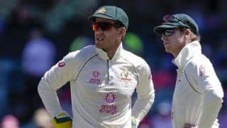 Tim Paine on Sandpaper Row: Bowlers clear misunderstanding with Cameron Bancroft
