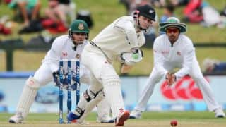 Live Cricket Score, New Zealand vs Bangladesh 2nd Test: Shakib departs