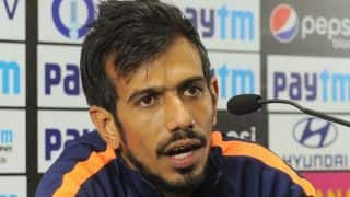 Not thinking about India squad for England Tests: Yuzvendra Chahal