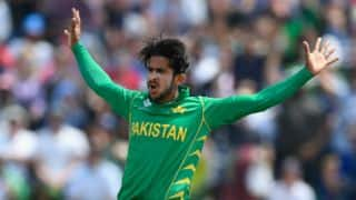 ICC Champions Trophy 2017: Hasan Ali named player of the tournament; Shikhar Dhawan gets golden bat