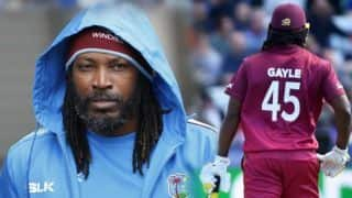ICC CRICKET WORLD CUP 2019: Whole World Will Miss Chris Gayle When He Retires Says Shai Hope