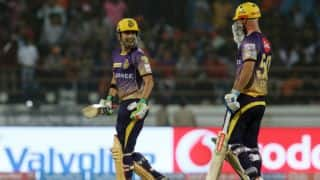 IPL 2017: Gambhir came up with idea to make Lynn open for KKR, says Suryakumar