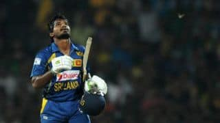 Asia Cup 2014 Pakistan vs Sri Lanka Live Cricket Score: Umar Gul dismisses Kusal Perera; score 57-1 in 13 overs