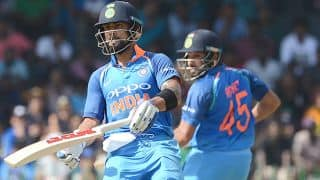 Photos: India vs Sri Lanka, 4th ODI at Colombo