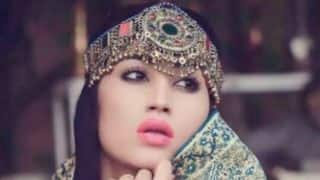 Qandeel Baloch who claimed to do strip dance on Pakistan win, danced with full clothes for India