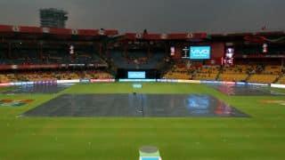 India vs Australia 2017-18, 4th ODI at Bengaluru: Rain could play spoilsport