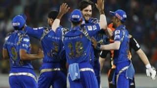 आईपीएल 10:मुंबई इंडियंस-रॉयल चैलेंजर्स बैंगलोर मैच में बने अनोखे रिकॉर्ड