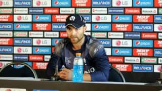 ICC Cricket World Cup 2015: Scotland captain says best time to play England