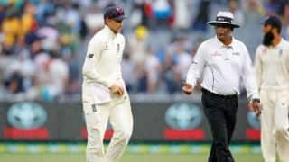 Rain plays spoilsport on Day 4; Australia trail England by 61 runs