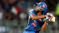 Rohit Sharma, Corey Anderson propel Mumbai Indians to 73/2 after 12 overs against Mumbai Indians, IPL 2014