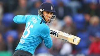 Sri Lanka vs England 2014, 4th ODI at Colombo: Alex Hales out early