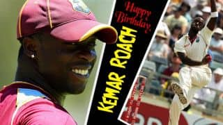 Kemar Roach — Throwback to West Indian pacers of old