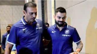Ravi Shastri has to reapply for India coach position